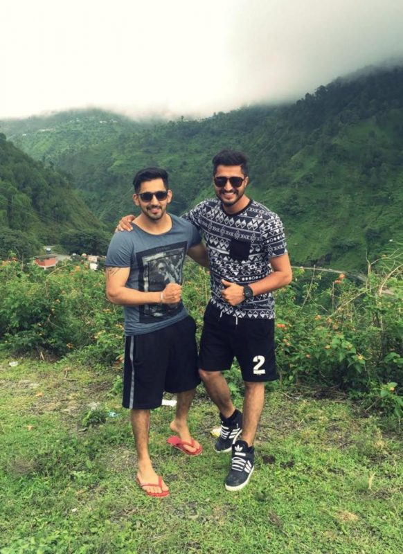 Babbal Rai And Jassi Gill In Himachal