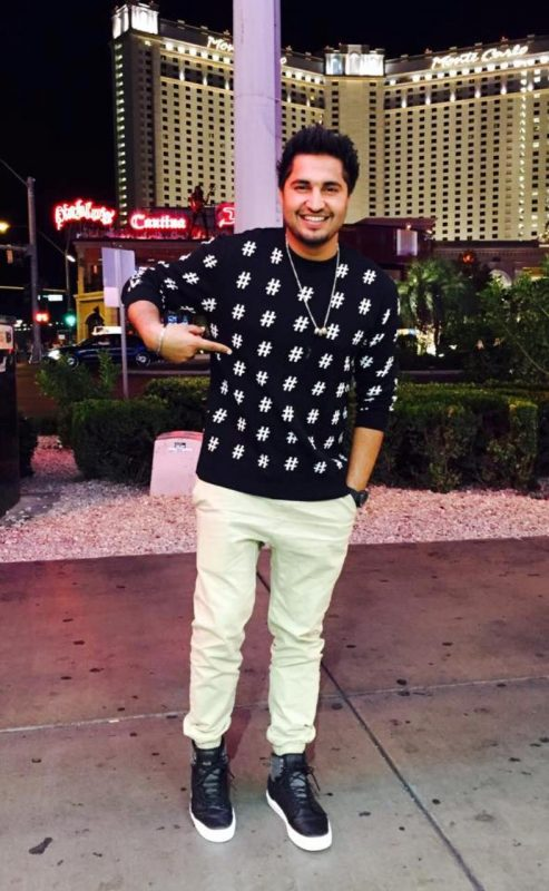 Jassi Gill Looking Cool