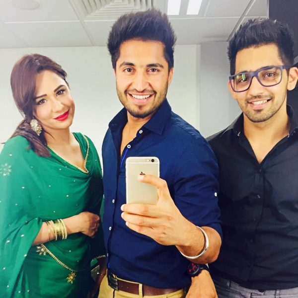Jassi Gill With Babbal Rai And Mandy Takhar