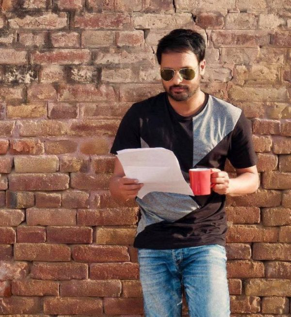 Pic Of Amrinder Gill