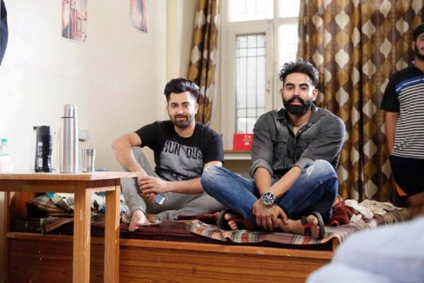 Picture Of Parmish Verma With Sharry Maan