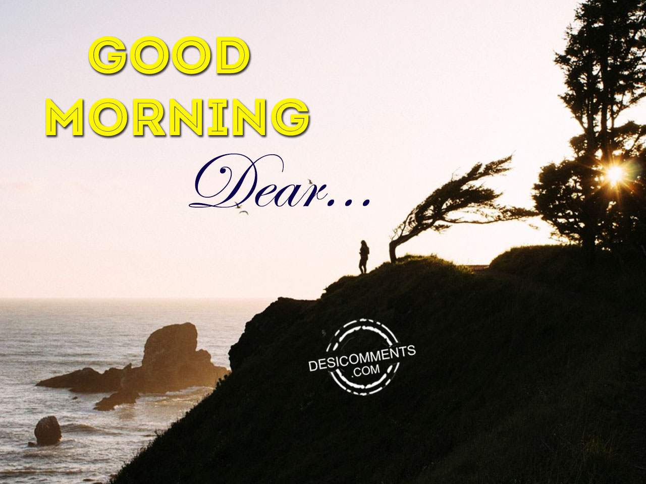 Good Morning Dear Images : Good morning pictures images graphics page