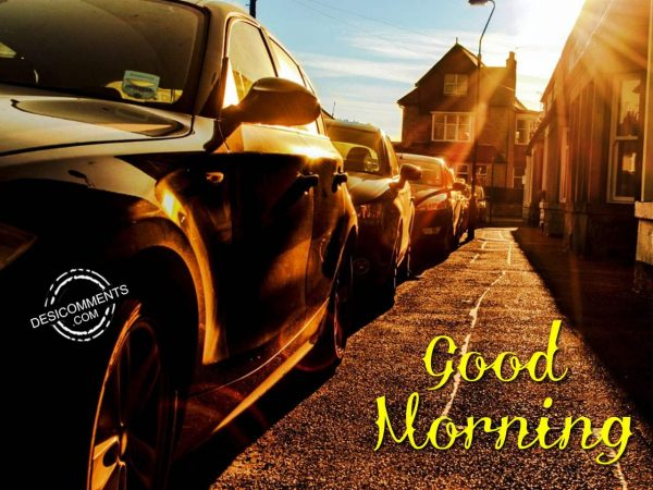 Good Morning - Have A Sweet Day