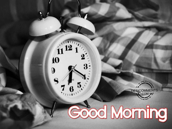 Good Morning - Wishing You A Good And Great Day