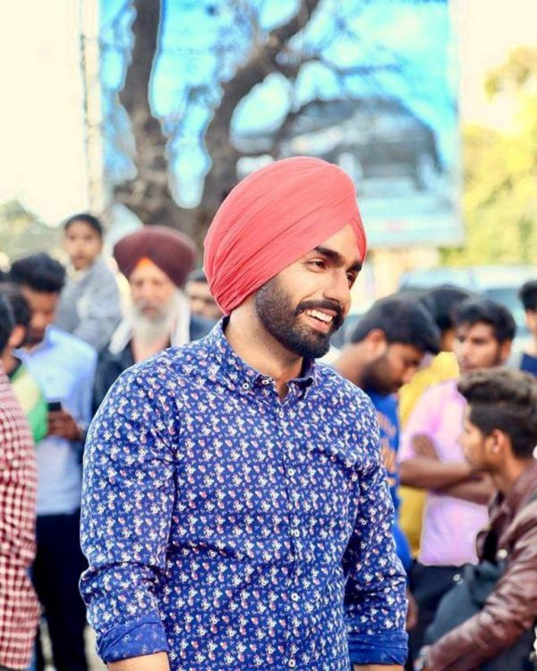 Picture Of Ammy Virk