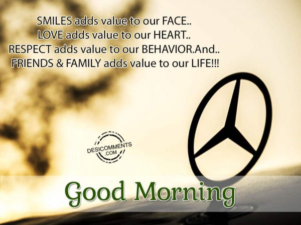 Smiles Adds Value To Our Face