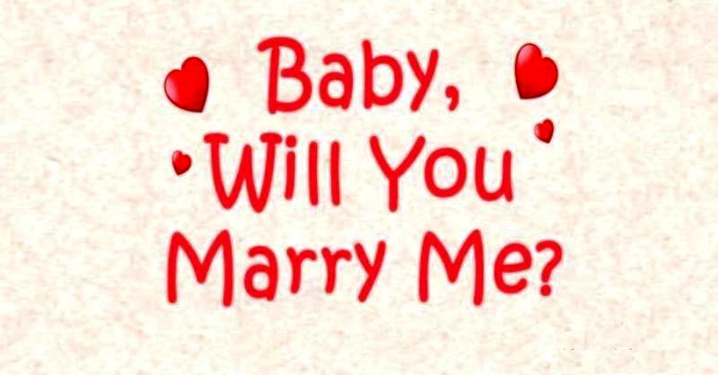 Baby Will You Marry Me - DesiComments.com