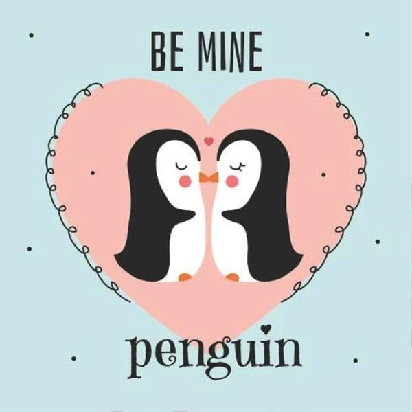 Picture: Be Mine Penguin