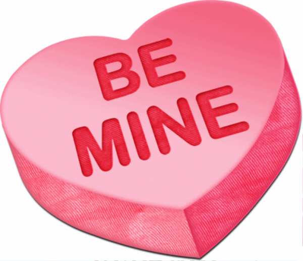 Picture: Be Mine With Heart
