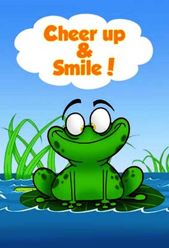 Cheer Up And Smile