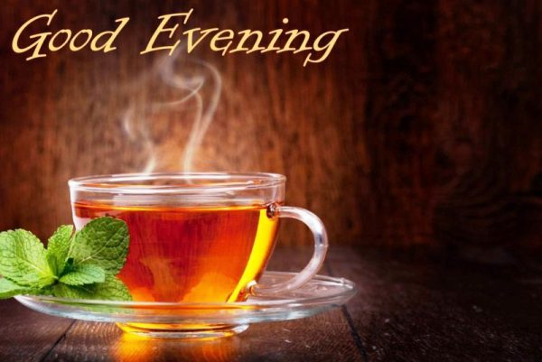 Picture: Good Evening With Tea