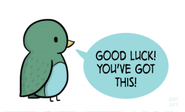 Good Luck You ve Got This
