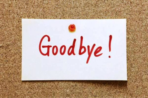 Picture: Goodbye Picture