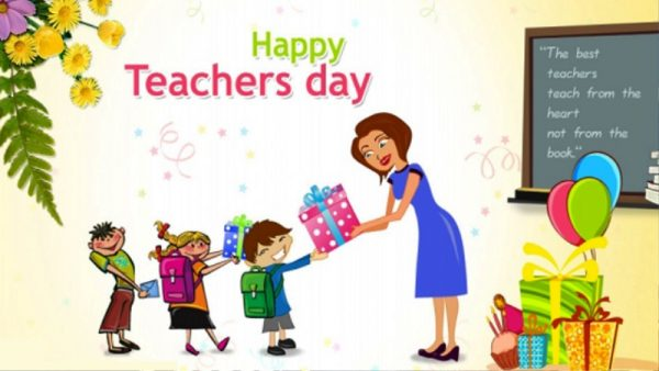 Picture: Happy Teachers Day Image