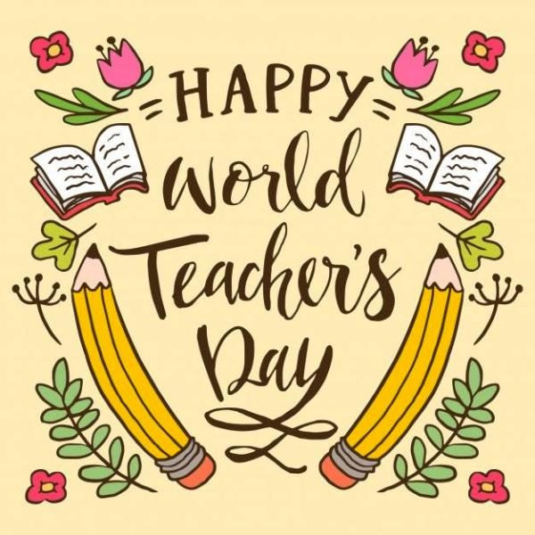 Picture: Happy World Teachers Day
