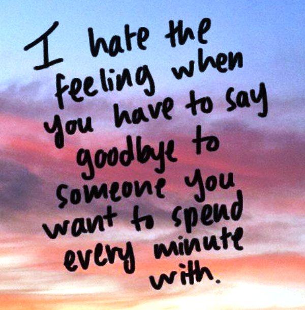 I Hate The Feeling