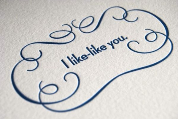 Picture: I Like Like You