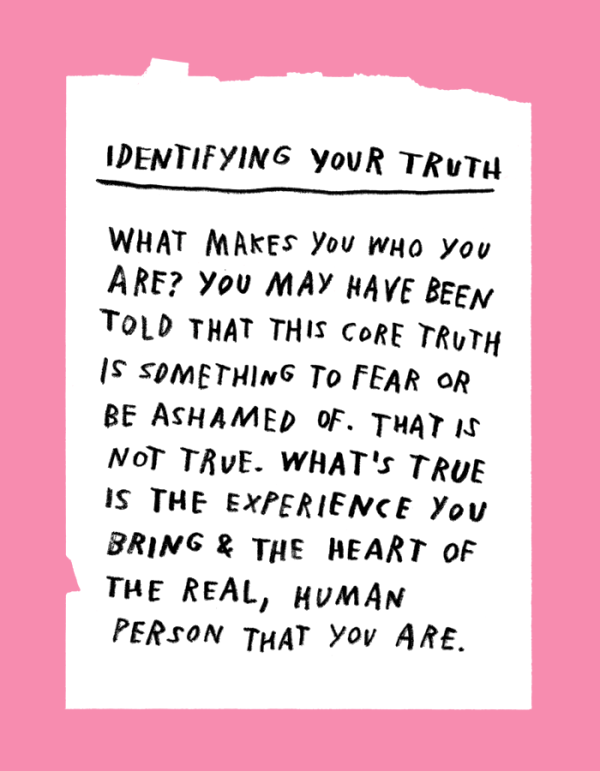 Identifying Your Truth
