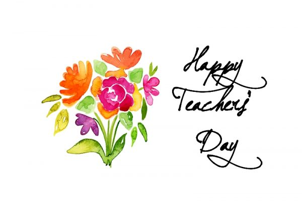Image Of Happy Teachers Day
