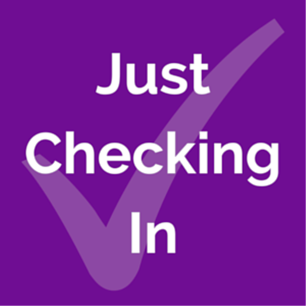 Picture: Just Checking In Image