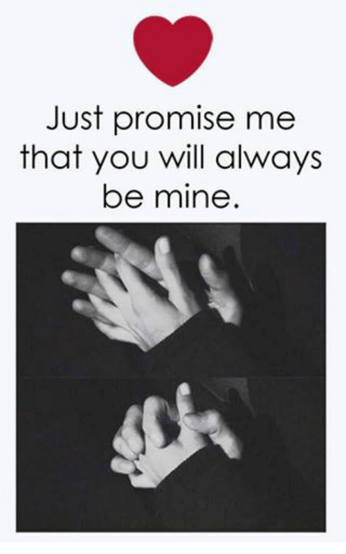 Picture: Just Promise Me