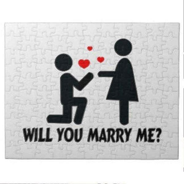 Picture: Marriage Proposal