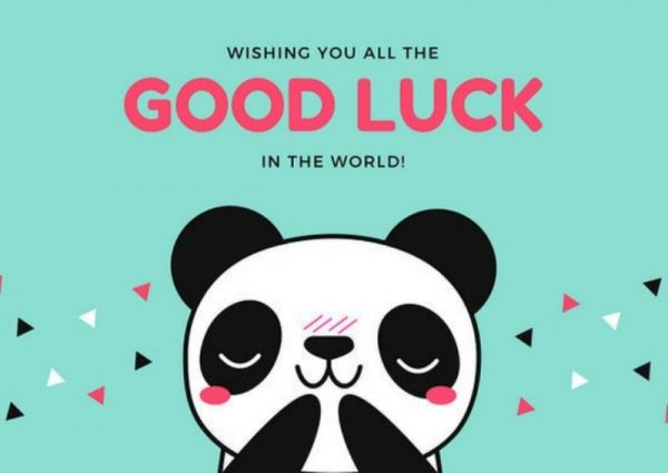 Wishing You All The Good Luck In The World