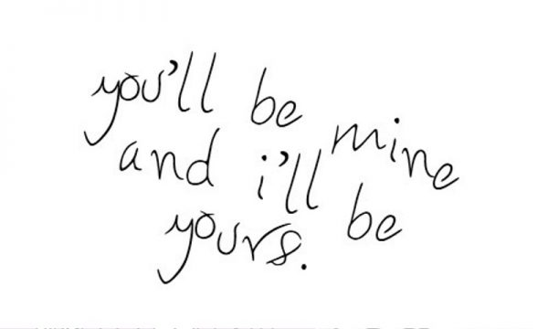 Picture: You Will Be Mine