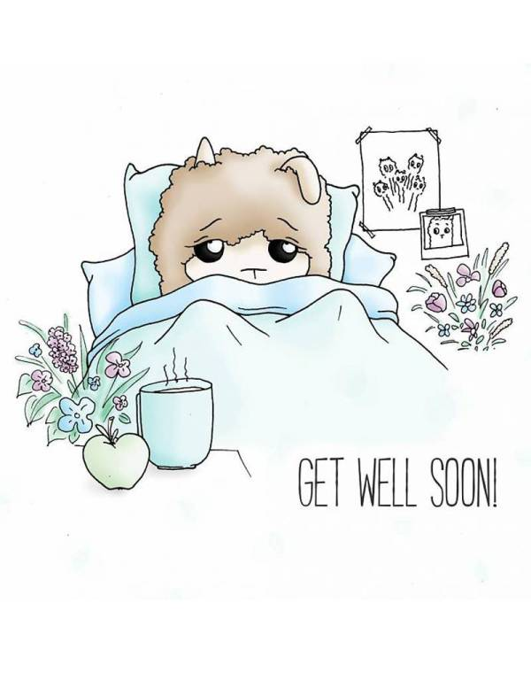 Get Well Soon Nice Image
