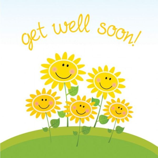 Picture: Get Well Soon Nice Pic