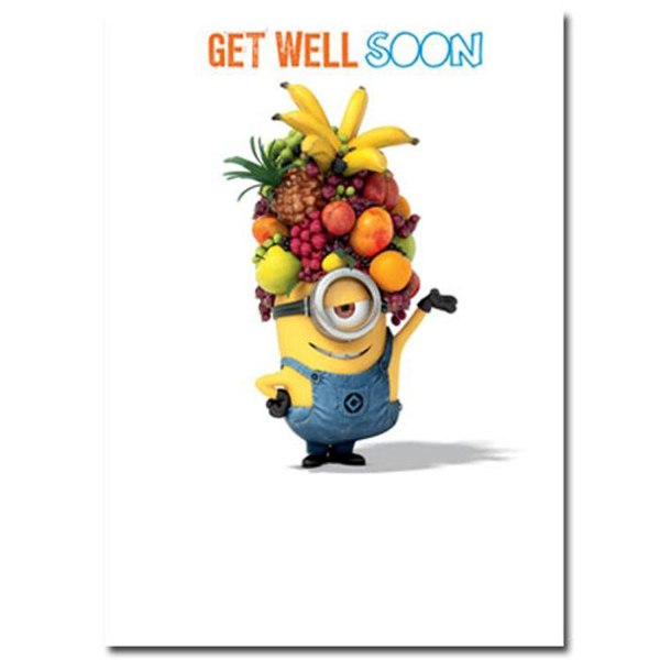 Picture: Get Well Soon Pic