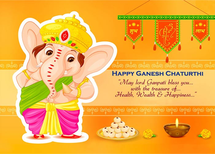 May Lord Ganpati Bless You With The Treasure Of Health