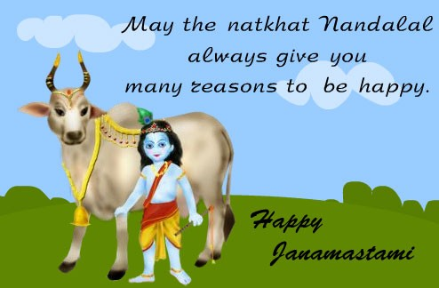 May The Natkhat Nandlal Always Give You