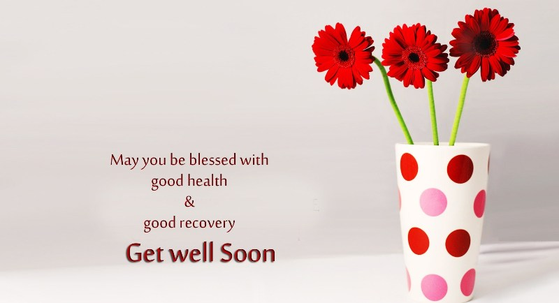 May You Be Blessed With Good Health