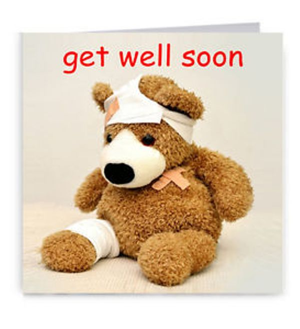 Pic Of Get Well Soon