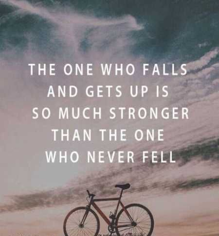 The One Who Falls And Gets Up Is So Much