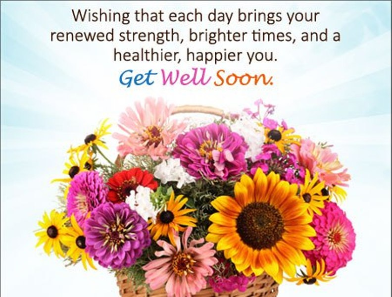 Wishingh That Each Day Brings Your Renewed