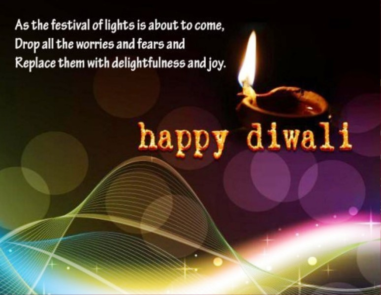 As The Festival Of Lights Is About To Come