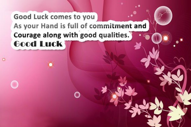 Good Luck Comes To You