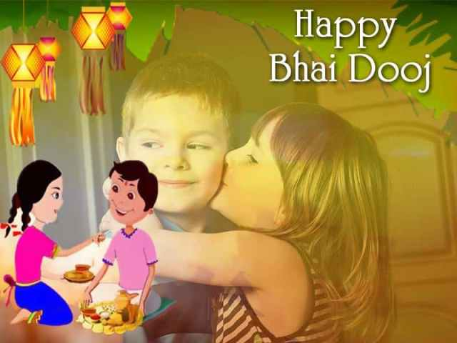 Happy Bhai Dooj Picture