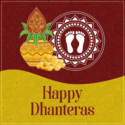 Happy Dhanteras Nice Picture