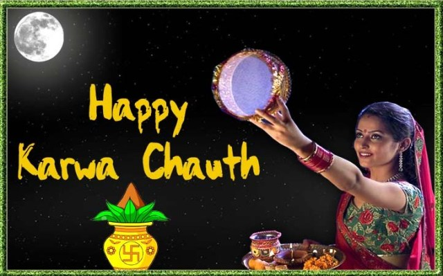 Happy Karva Chauth Picture