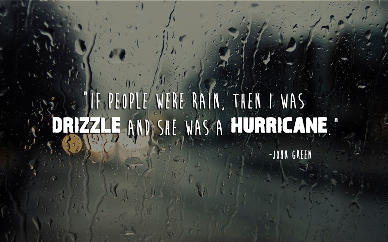 If People Were Rain