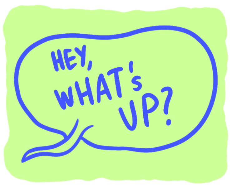 Picture: Image Of Hey Whats Up