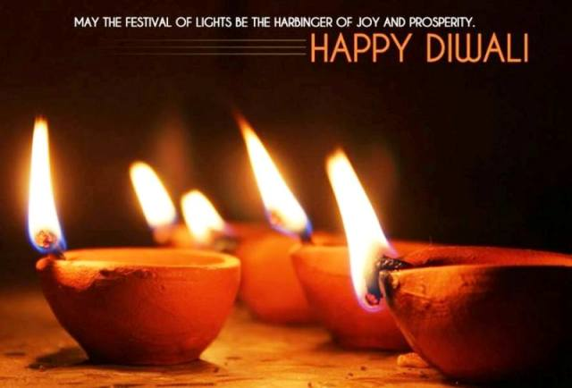 May The Festival Of Lights Be The Harbinger