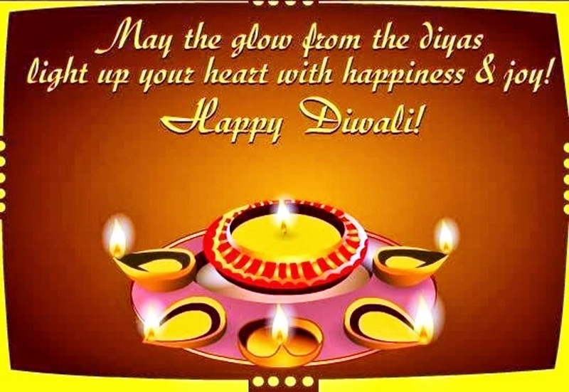 May The Glow From The Diyas