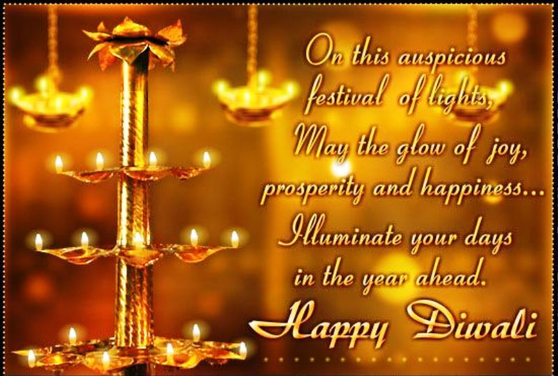On This Auspicious Festival Of Lights