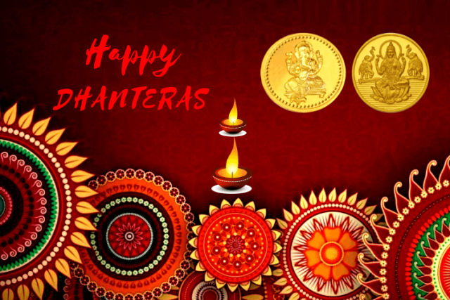 Pic Of Happy Dhanteras