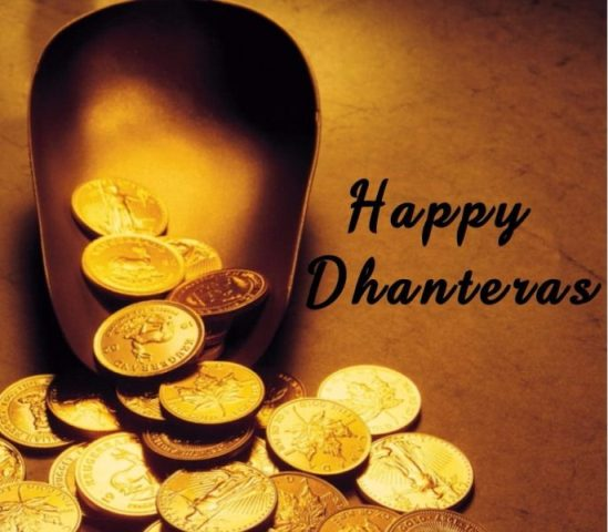 Shubh Dhanteras Photo