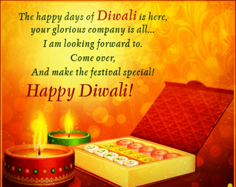 The Happy Days Of Diwali Is Here